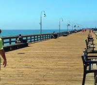 enjoy a walk on Ventura's pier