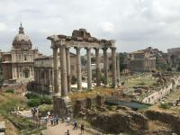 the power of the Roman Forum