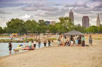 Edgewater Beach (courtesy thisiscleveland.com)