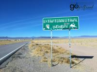 driving Nevada's ET Highway