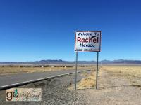 Rachel, Nevada - made famous by alien explorers