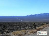 road to the Groom Lake gates
