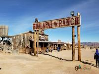 visit the Hualapai Ranch for an old west experience
