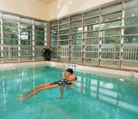 Amelia Island Watsu Therapy Pool