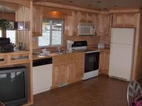 Gourmet kitchen on the houseboat