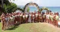 World's Biggest Nude Wedding