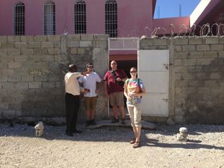 Olivia Millwood's Haiti Mission ~ Meeting the Children | GoGirlfriend