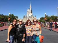 Gogirlfriends at Disney