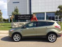 falling in love with the Ford Escape