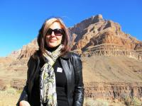 GoGirlfriend in the Grand Canyon