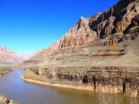 North Face Panorama of the Grand Canyon