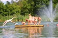 pure nudism at Bare Oaks Naturist Park